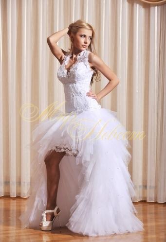 Короткие свадебные платья. Купить короткое свадебное платье