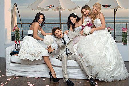 Кто жена павла воли свадьба 78